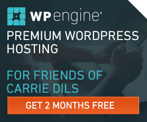 Premium WordPress hosting with WPEngine